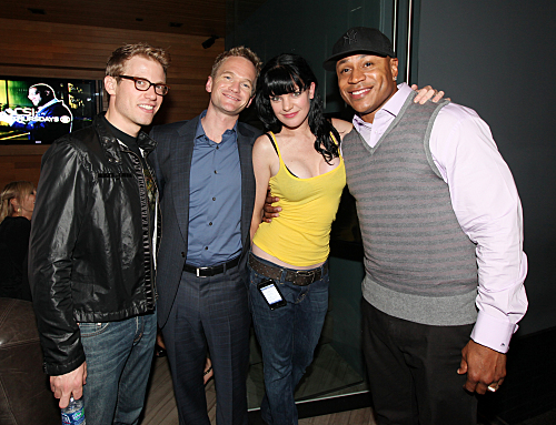 CBS & Pepsi Max Premiere Party Photos
