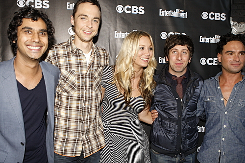 Big Bang Theory Comic Con