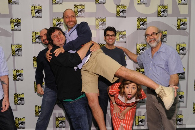 BOB'S BURGERS Comic Con Press Room Photos