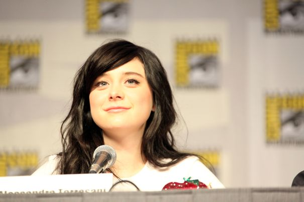 CAPRICA Comic Con Panel Photos