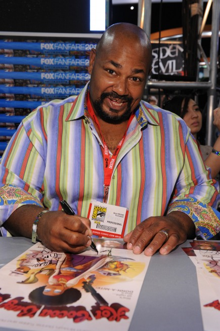 cleaner kevin michael richardson