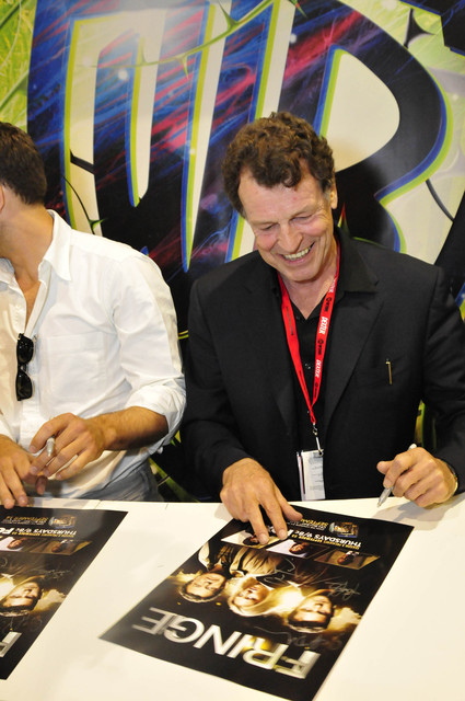 Fringe Comic Con John Noble
