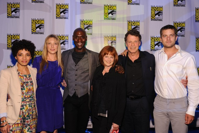 FRINGE Comic Con Press Room Photos