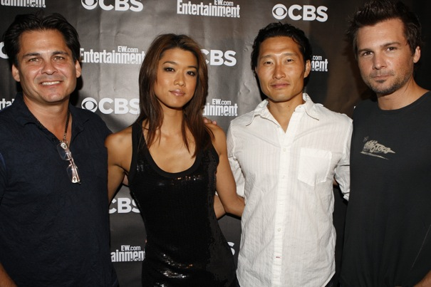 HAWAII FIVE 0 Comic Con Photos