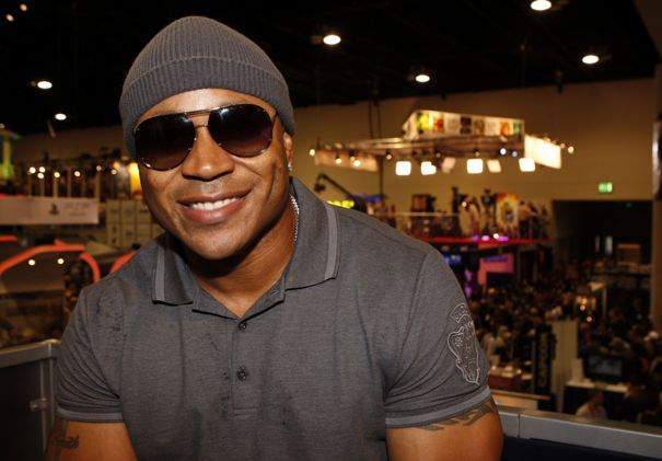 LL Cool J Comic Con Photos
