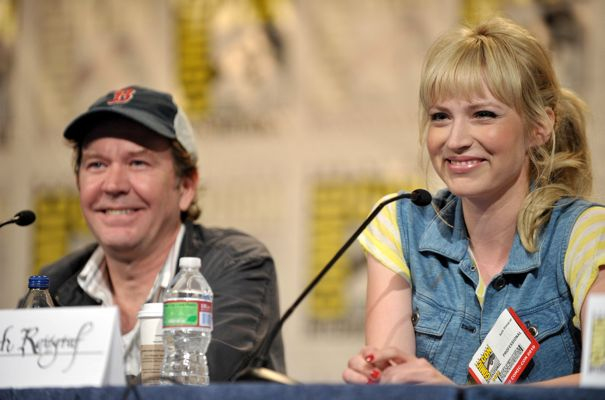 LEVERAGE Comic Con Panel Photos