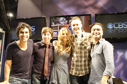 THE BIG BANG THEORY Comic Con Photos