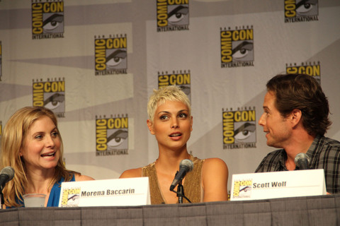 V Comic Con Panel Photos