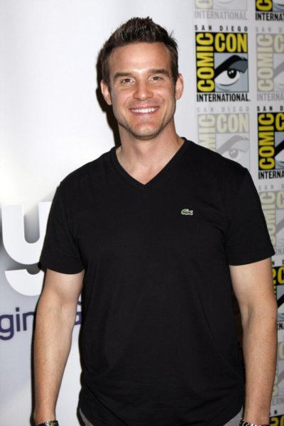 WAREHOUSE 13 Comic Con Press Room Photos