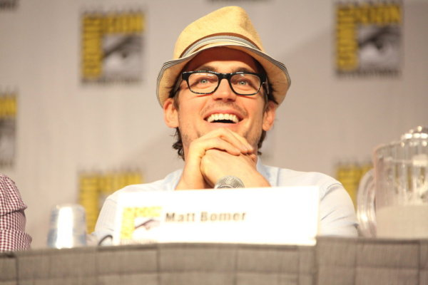 WHITE COLLAR Comic Con Panel Photos