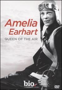 amelia earhart queen of the air dvd