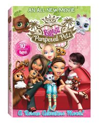 Bratz Pampered Petz
