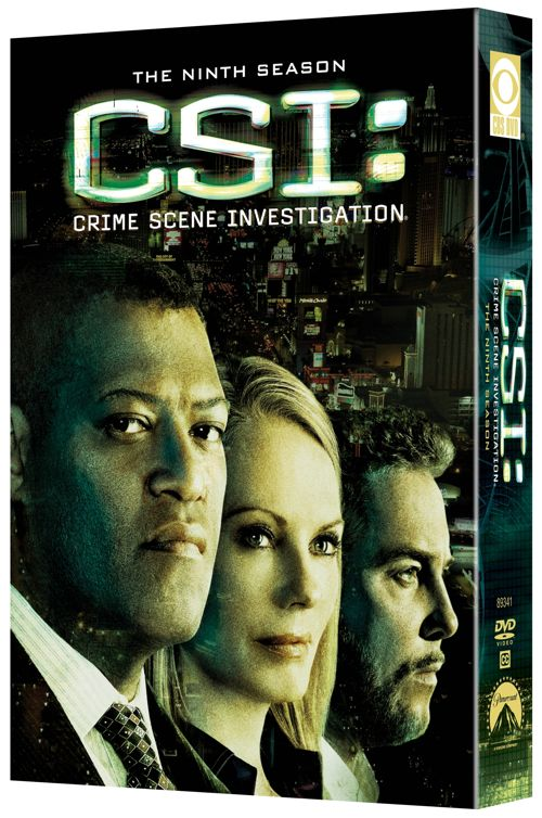 CSI SEASON 9 DVD