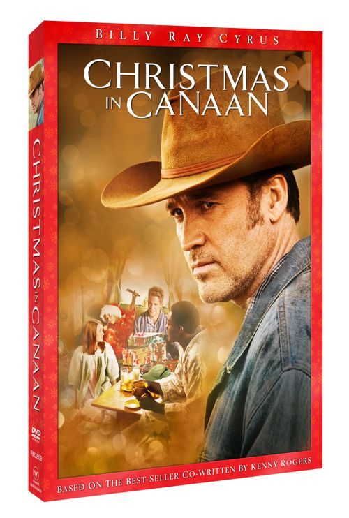 Christmas In Canaan DVD