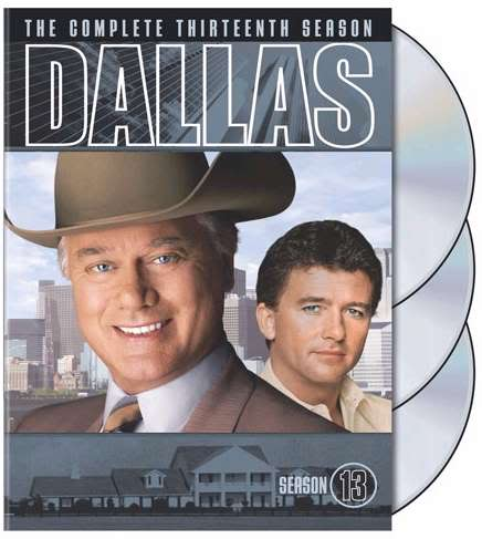 Dallas Season 13 DVD