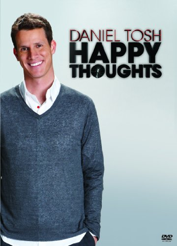 Daniel Tosh Happy Thoughts DVD