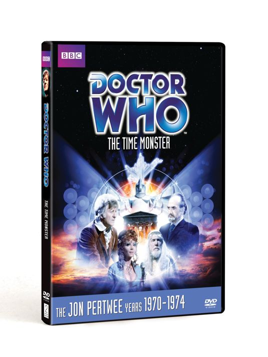 Doctor Who TimeMonster 3D