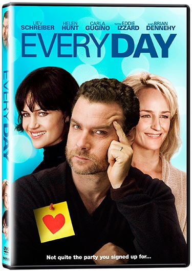 Every Day DVD