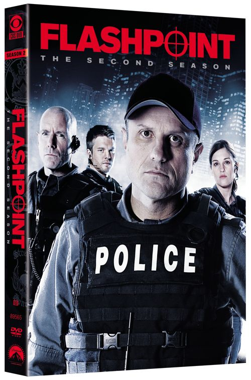 Flashpoint Season 2 DVD