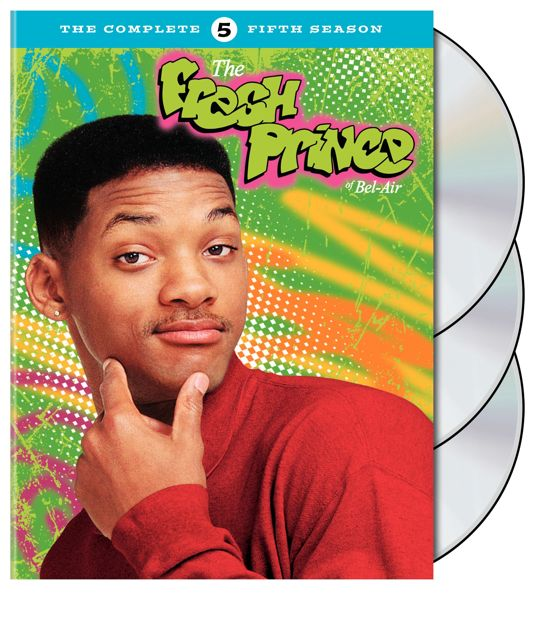 The Fresh Prince Of Bel-Air Season 5 DVD Contest
