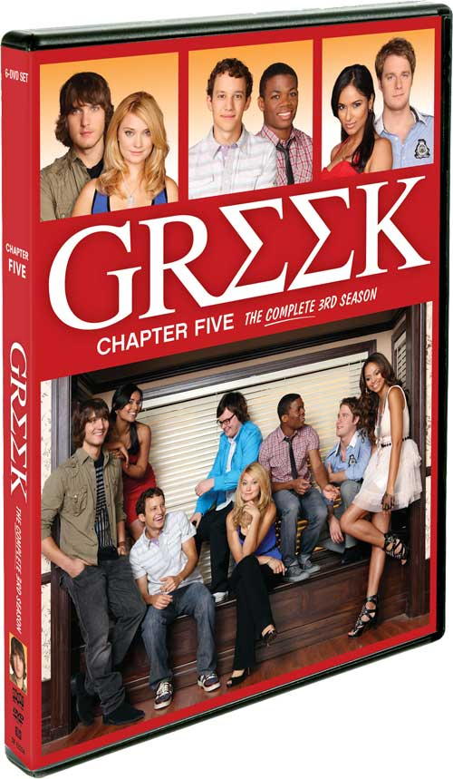 GREEK CHAPTER FIVE SEASON THREE