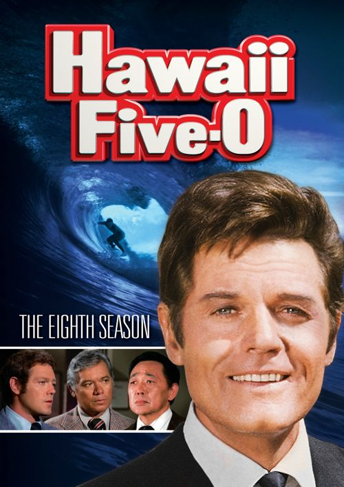 Hawaii Five-O Season 8 DVD
