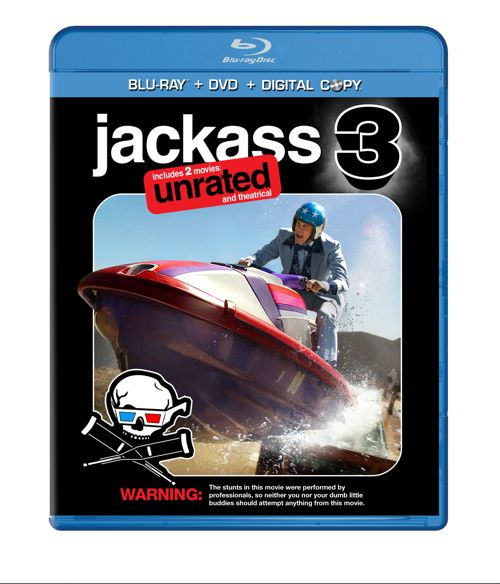 Jackass 3 Bluray