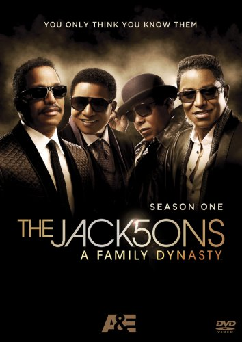 THE JACKSONS A FAMILY DYNASTY DVD