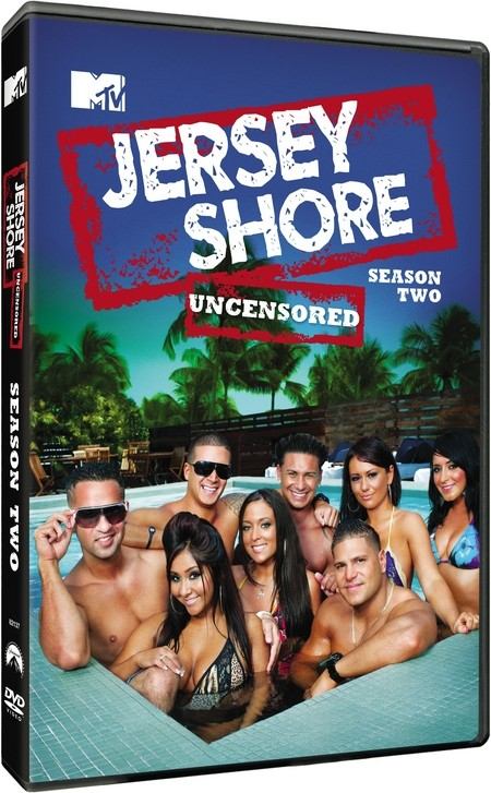 JERSEY SHORE SEASON 2 DVD