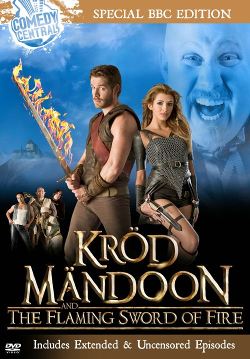 Krod Mandoon And The Flaming Sword Of Fire DVD