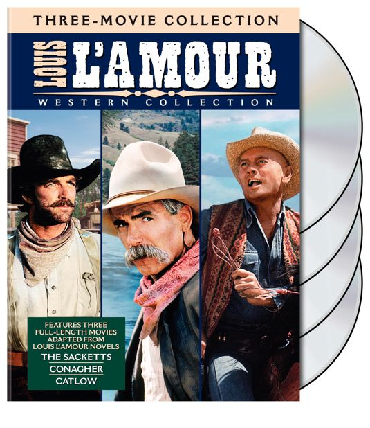 The Louis L'Amour Collection DVD