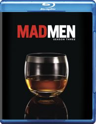 Mad Men Season 3 Bluray