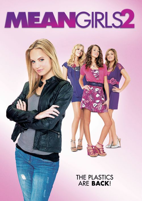 Mean Girls 2 DVD