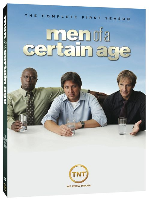 MEN OF A CERTAIN AGE Season 1 DVD