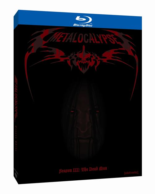 Metalocalypse Season Three BLURAY