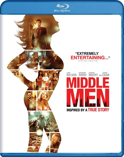 Middle Men Bluray