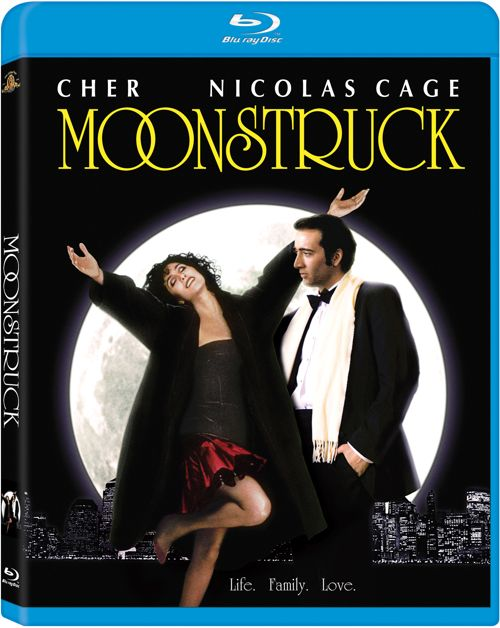 Moonstruck Bluray
