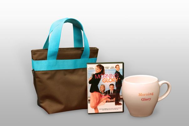 Morning Glory Bluray Prize Pack