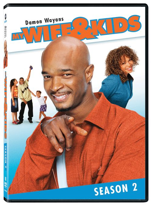 My Wife And Kids Season 2 DVD