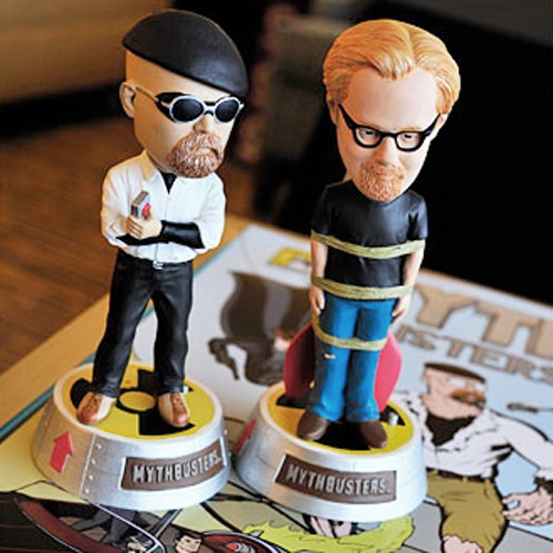 Mythbusters Bobbleheads
