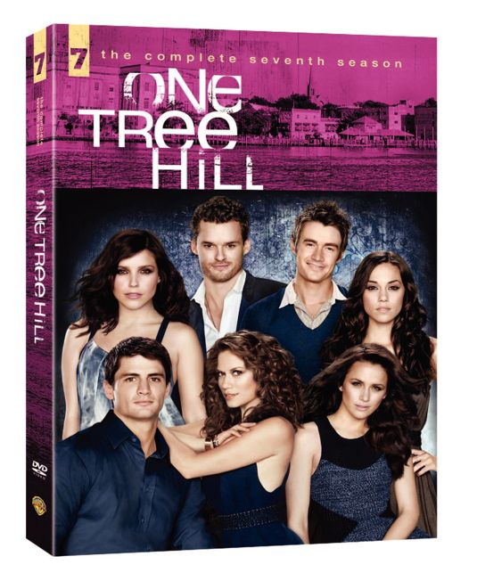 One Tree Hill Season 7 DVD