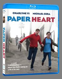 Paper Heart Bluray