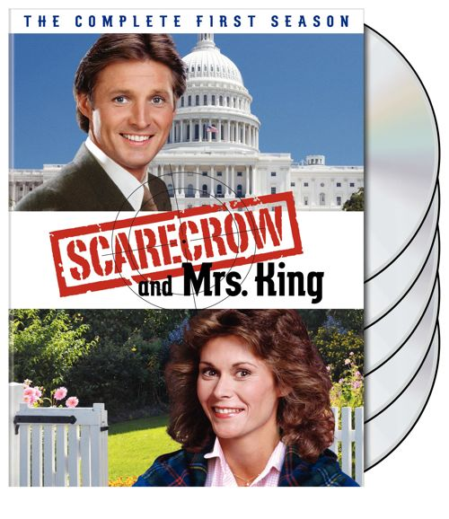 Scarecrow And Mrs King DVD