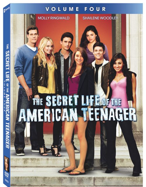 Secret Life Of The American Teenager Volume 4