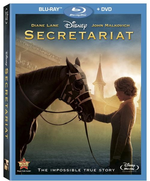 SECRETARIAT BLURAY And DVD