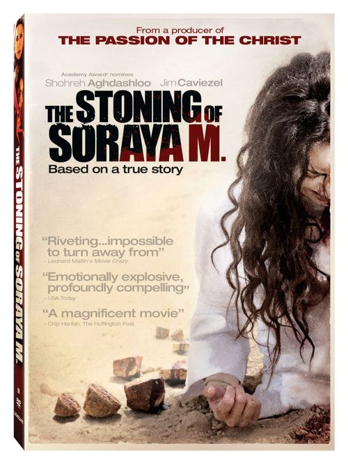 Stoning Of Soraya M DVD