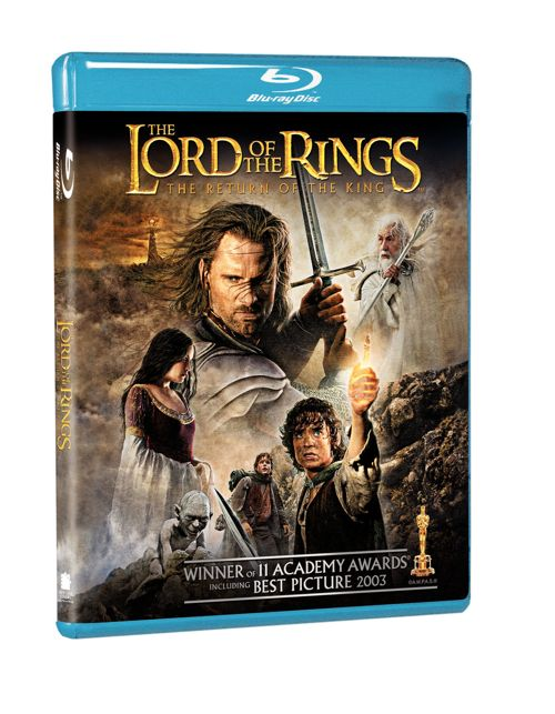 The Return Of The King Bluray