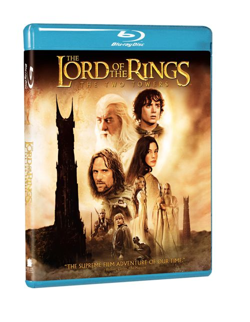 The Two Towers Bluray