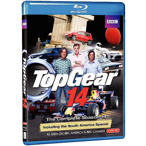 TOP GEAR SEASON 14 BLURAY