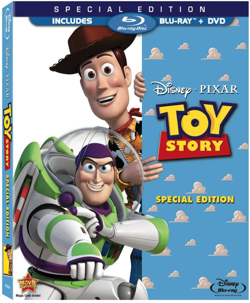 Toy Story Bluray